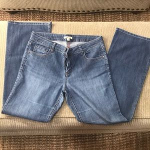 Wide Leg/Boot Cut Jeans